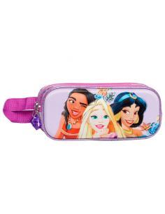 Portatodo 3D Fairytale Princesas Disney 31cm - Imagen 1