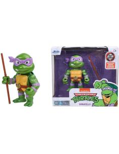 Figura metalfigs Donatello Tortugas Ninja 10cm - Imagen 1
