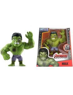 Figura metal Hulk Los Vengadores Avengers Marvel 15cm - Imagen 1