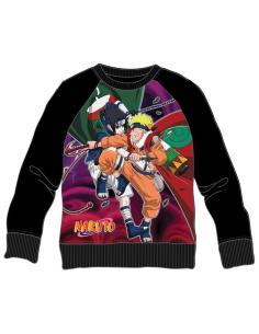 Sudadera Naruto Sasuke Fight Naruto infantil - Imagen 1