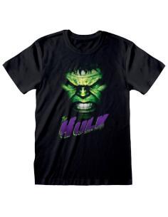 Camiseta Hulk Marvel adulto - Imagen 1