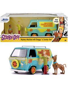 Set figuras Scooby Doo y Shaggy + Furgoneta Mistery Machine Scooby Doo - Imagen 1