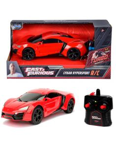 Coche radio control Lykan Hypersport Fast and Furious - Imagen 1
