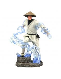 Mortal Kombat 11 Gallery Estatua PVC Raiden 25 cm - Imagen 1