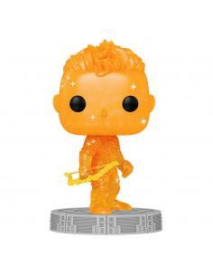 Infinity Saga Figura POP! Artist Series Vinyl Hawkeye (Orange) 9 cm - Imagen 1