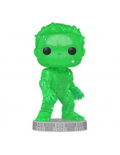 Infinity Saga Figura POP! Artist Series Vinyl Hulk (Green) 9 cm - Imagen 1