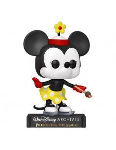 Disney Figura POP! Vinyl Minnie Mouse - Minnie on Ice (1935) 9 cm - Imagen 1