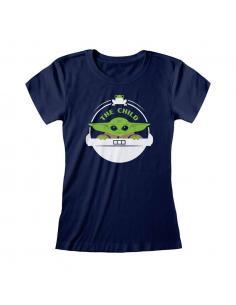 Star Wars The Mandalorian Camiseta Chica The Child talla XXL - Imagen 1