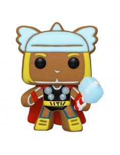 Marvel Figura POP! Vinyl Holiday Thor 9 cm - Imagen 1