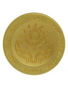 Dungeons & Dragons Medallón Amulet Of Health Limited Edition (dorado) - Imagen 1