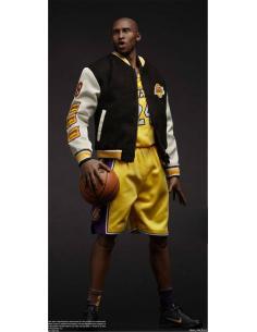 NBA Collection Figura Real Masterpiece 1/6 Kobe Bryant (Black Mamba) 33 cm - Imagen 1