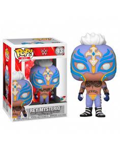 Figura POP WWE Rey Mysterio - Imagen 1