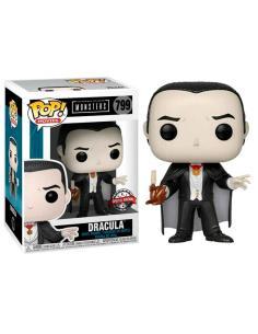 Figura POP Universal Monsters Dracula Exclusive - Imagen 1