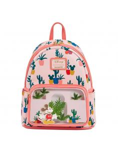 Disney by Loungefly Mochila South Western Mickey Cactus heo Exclusive - Imagen 1