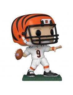 NFL POP! Sports Vinyl Figura Bengals - Joe Burrow (Home Uniform) 9 cm - Imagen 1