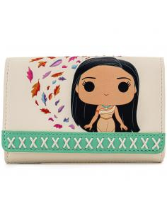 Cartera Meeko Earth Day Pocahontas Disney Loungefly - Imagen 1