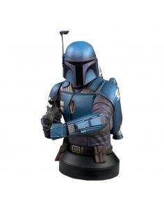 Star Wars The Mandalorian Busto 1/6 Death Watch Previews Exclusive 18 cm - Imagen 1