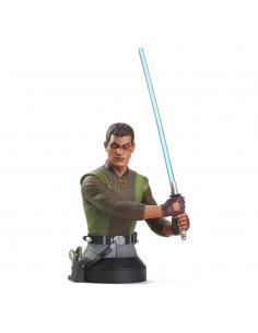 Star Wars Rebels Busto 1/6 Kanan Jarrus 15 cm - Imagen 1