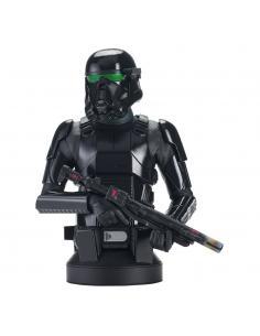 Star Wars Busto 1/6 Mandalorian Death Trooper 18 cm - Imagen 1