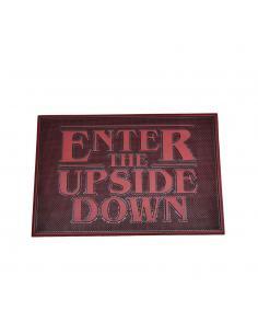 Stranger Things Felpudo Upside Down 40 x 60 cm - Imagen 1