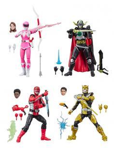 Power Rangers Lightning Collection Figuras 15 cm 2019 Wave 2 Surtido (8) - Imagen 1