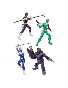Power Rangers Lightning Collection Figuras 15 cm 2021 Wave 3 Surtido (8) - Imagen 1