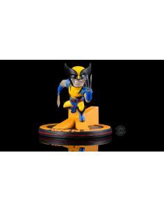 Marvel  Diorama Q-Fig Wolverine (X-Men) 10 cm - Imagen 1