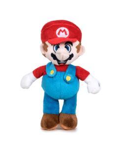 Peluche Mario Super Mario Bros Nintendo soft 18cm - Imagen 1