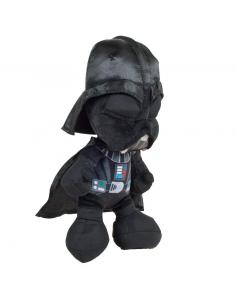 Peluche Star Wars Darth Vader soft 29cm - Imagen 1