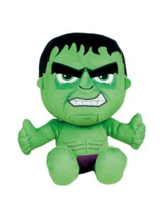 Peluche Hulk Vengadores Avengers Marvel 30cm - Imagen 1