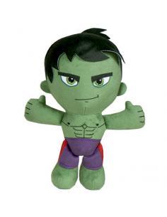 Peluche Hulk Vengadores Avengers Marvel 19cm - Imagen 1