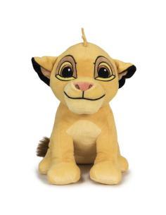 Peluche Simba El Rey Leon Disney soft 25cm - Imagen 1
