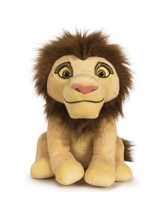 Peluche Simba Adulto El Rey Leon Disney soft 25cm - Imagen 1