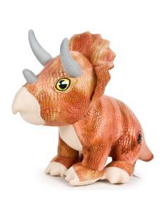 Peluche Dinosaurio Triceratops Jurassic World 37cm - Imagen 1