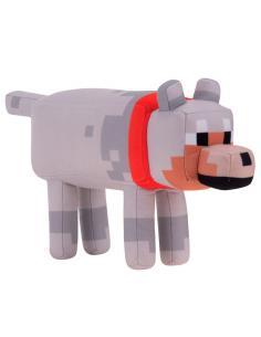 Peluche Lobo Minecraft 29cm - Imagen 1