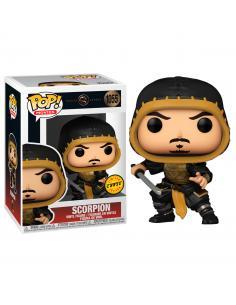 Figura POP Mortal Kombat Scorpion Chase - Imagen 1
