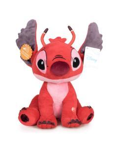 Peluche Leroy Stitch Disney soft sonido 20cm - Imagen 1