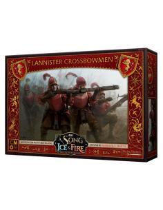 Juego mesa Ballesteros Lannister Juego de Tronos - Imagen 1