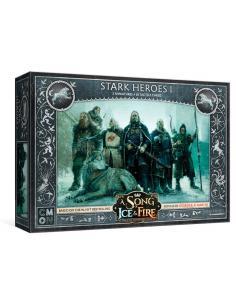 Juego mesa Heroes Stark I Juego de Tronos - Imagen 1