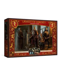 Juego mesa Heroes Lannister I Juego de Tronos - Imagen 1