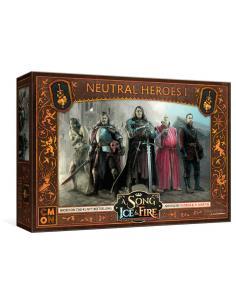 Juego mesa Heroes Neutrales I Juego de Tronos - Imagen 1