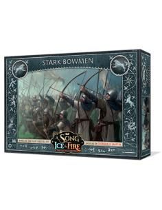 Juego mesa Arqueros Stark Juego de Tronos - Imagen 1