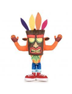 Peluche Crash Bandicoot Mascara 21cm - Imagen 1
