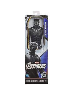 Figura Black Panther Titan hero Avengers Marvel 30cm - Imagen 1