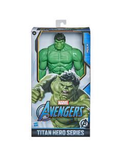 Figura Titan Hero Hulk Marvel 30cm - Imagen 1