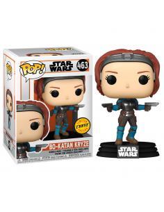 Figura POP Star Wars Mandalorian Bo-Katan Chase - Imagen 1