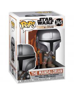 Figura POP Star Wars Mandalorian The Mandalorian - Imagen 1
