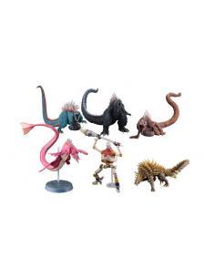 Godzilla 2: rey de los monstruos Estatuas PVC Gekizou Series Godzilla Surtido 10 - 23 cm (6) - Imagen 1