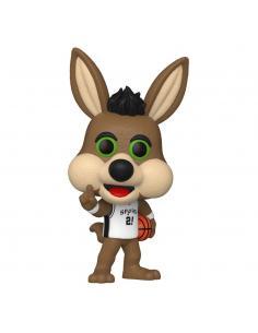 NBA Mascots POP! Sports Vinyl Figura San Antonio - The Coyote 9 cm - Imagen 1