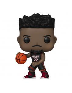 NBA Legends POP! Sports Vinyl Figura Heat - Jimmy Butler (Black Jersey) 9 cm - Imagen 1